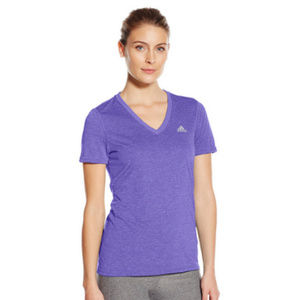 New Adidas Performance Activewear Short Sleeve Tee